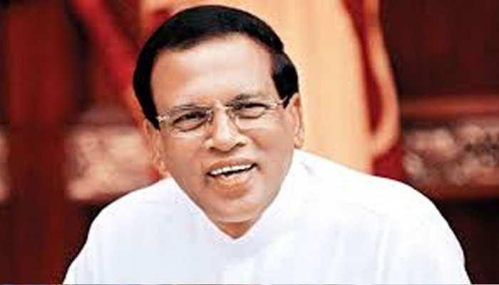श्रीलंका के राष्ट्रपति का बयान- जब तक आतंकवाद को कुचल न दूं, इस्तीफा नहीं दूंगा