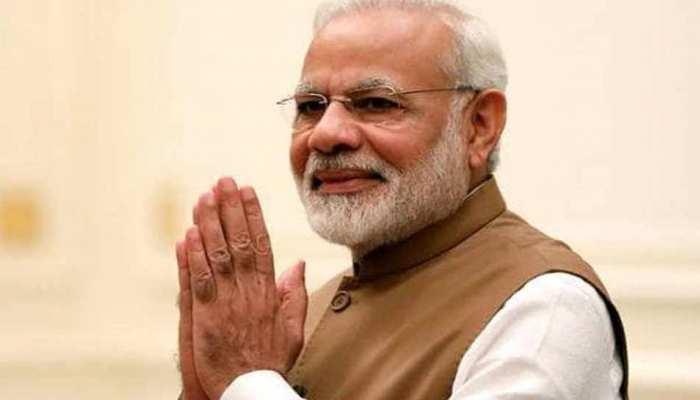 PM मोदी ने वोटर्स से की अपील, कहा- 'उम्मीद है रिकॉर्ड संख्या में होगा मतदान'