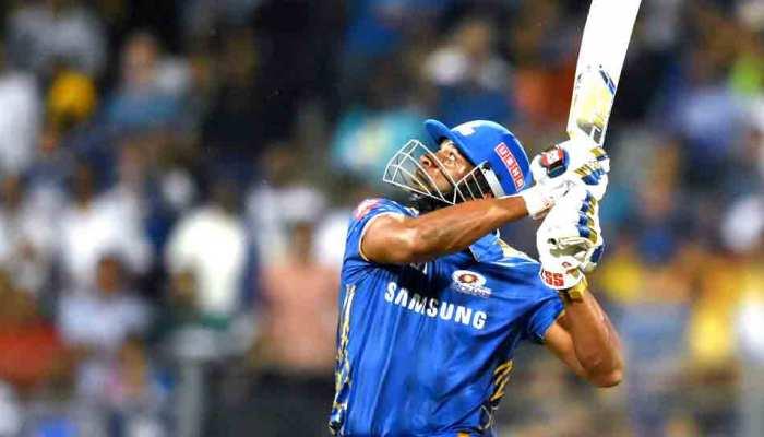 VIDEO: कीरोन पोलार्ड ने किया ऐसा 'तमाशा', जो IPL में पहले कभी नहीं देखा गया