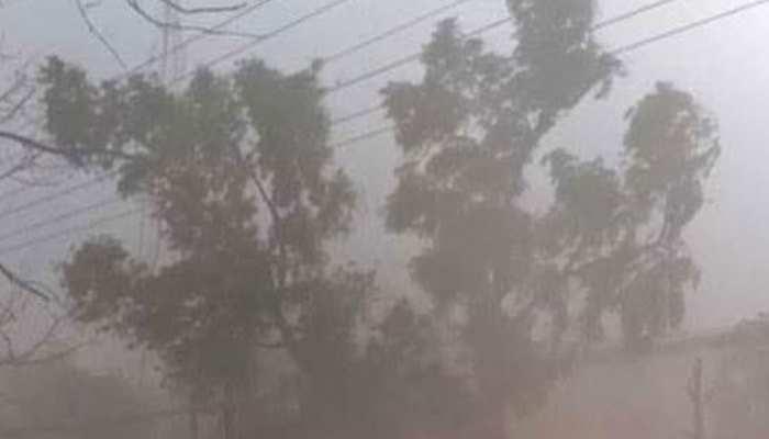 राजस्थान में रेत के बवंडर ने जमकर मचाई तबाही, कई लोग हुए जख्मी