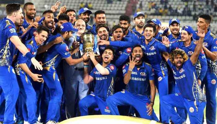 IPL-12: मुंबई के ड्रेसिंग-रूम में लिखे थे जीत के 'मंत्र', जो थके-हारे खिलाड़ी को ताकत देते थे