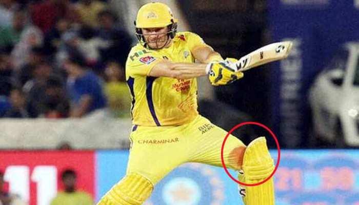 IPL 2019 final: Harbhajan Singh reveals Shane Watson batted through bloodied leg