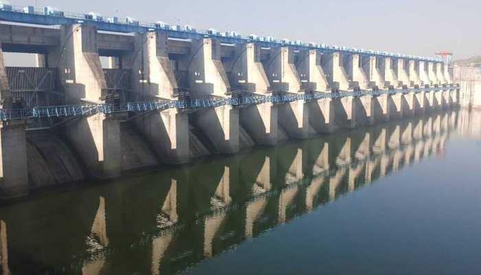 राजस्थान: बीसलपुर बांध में पानी हुआ कम, पानी की सप्लाई में 70 फिसदी तक कटौती