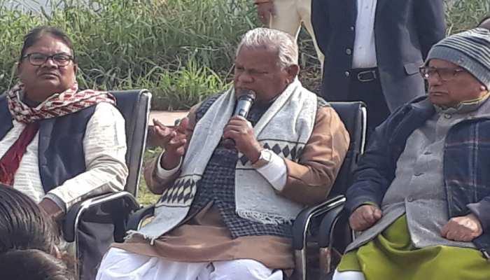 जीतन राम मांझी का नीतीश कुमार पर तंज, कहा- 'ऐसा कोई सगा नहीं जिसे नीतीश ने ठगा नहीं'