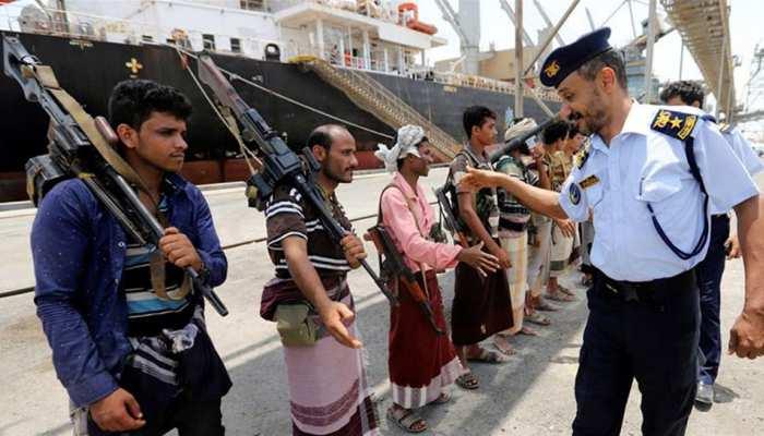 यमन के विद्रोहियों ने हुदैदा बंदरगाह 'तटरक्षक' बल को सौंपा, UN ने दी जानकारी