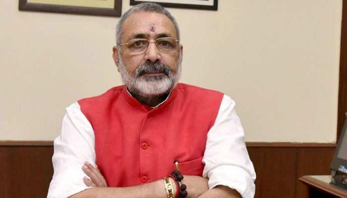 महाभारत में जैसे भगवान कृष्ण लड़े थे, वही लड़ाई PM मोदी लड़ रहे हैं : गिरिराज सिंह