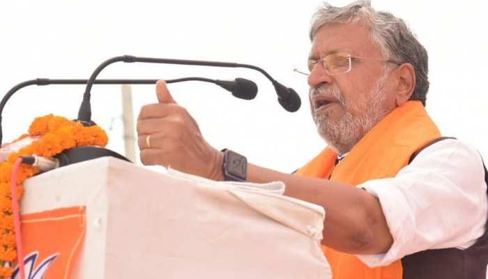पटना: ममता के पश्चिम बंगाल की हालत लालू राज के बिहार की तरह: सुशील मोदी