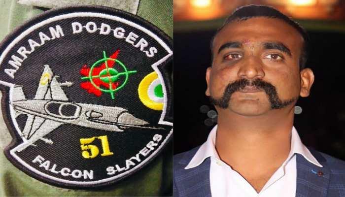 विंग कमांडर अभिनंदन की बहादुरी को भारतीय वायु सेना ने किया सलाम, दिया ये सम्मान