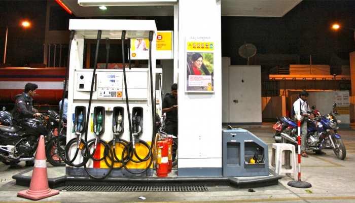 पेट्रोल के रेट में लगातार दूसरे दिन राहत, फिर बढ़े डीजल के भाव