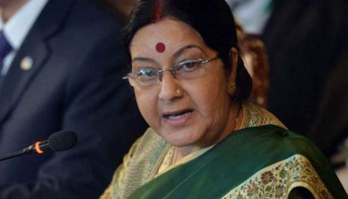सुषमा स्वराज ने बताया, इस मामले में अंतरराष्ट्रीय स्तर पर पिछड़ गई थी कांग्रेस सरकार