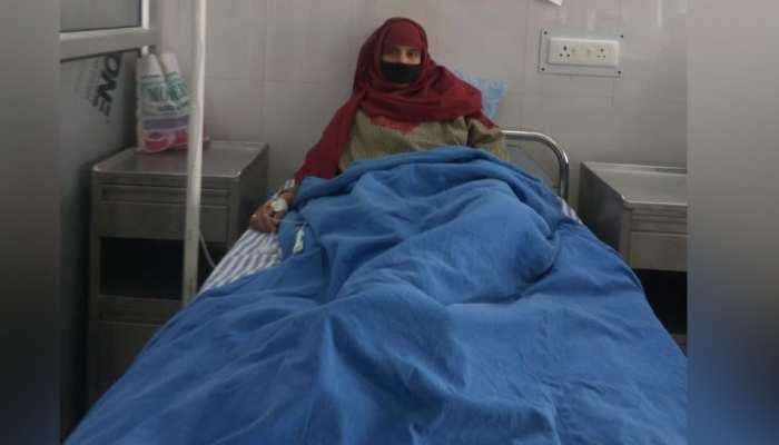 जम्मू-कश्मीर: जब अपनों ने छोड़ दिया साथ, तब CRPF ने बचाई 'तस्लीमा बेगम' की जान