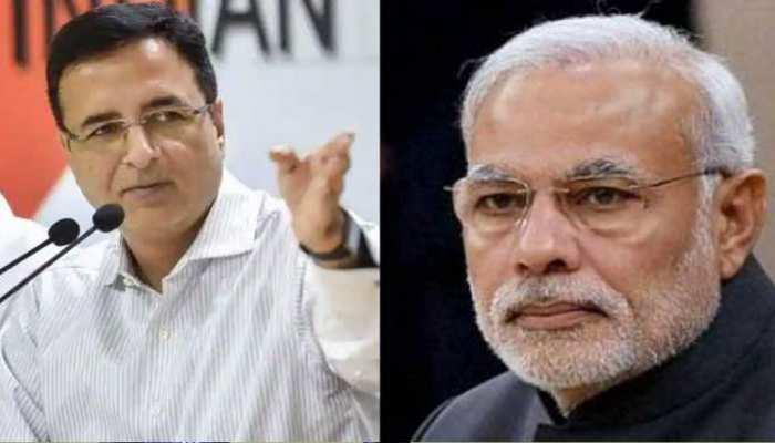 साध्वी के बयान पर कांग्रेस नेताओं का पलटवार, कहा- माफी मांगें PM मोदी