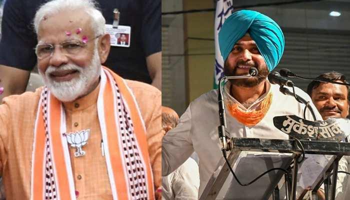 PM मोदी पर तंज कसने वाले बयान पर सिद्धू को मिला क्लीन चिट, कहा था- 'नई दुल्हन'