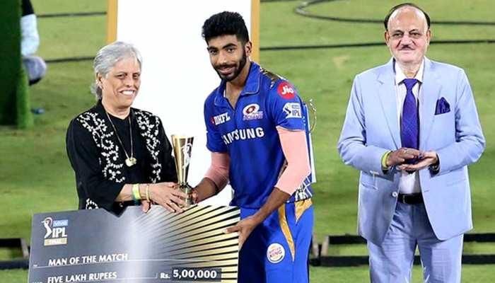 आईपीएल अवॉर्ड विवाद: BCCI कार्यवाहक अध्यक्ष पर बरसीं एडुल्जी, दिया ये बड़ा बयान