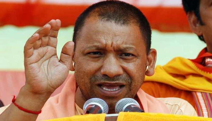 बलिया: CM योगी बोले- 'सपा अध्यक्ष को BJP सरकार में कानून राज से परेशानी हो रही है'