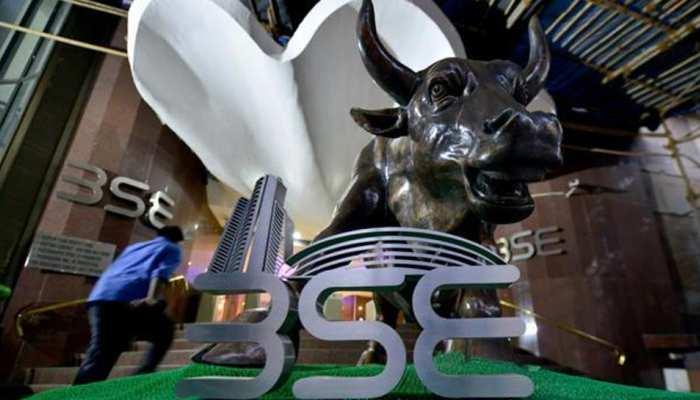 एग्जिट पोल के नतीजे से पहले झूमा शेयर बाजार, सेंसेक्स ने लगाई 537 अंक की छलांग