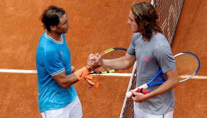 Italian Open: नडाल ने सितसिपास से बदला चुकाकर किया हिसाब बराबर, फाइनल में बनाई जगह