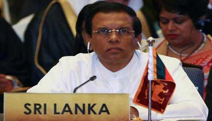 श्रीलंका: राष्ट्रपति ने सुरक्षाबलों से कहा- जैसे लिट्टे को हराया, वैसे ही IS को खत्म कर दीजिए