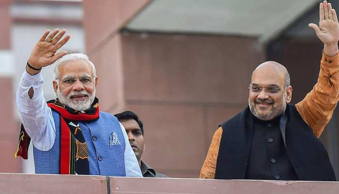 ZeeNewsMahaExitPoll: NDA 300 पार, BJP बोली- लोगों ने PM मोदी के अच्छे प्रशासन को पुरस्कार दिया