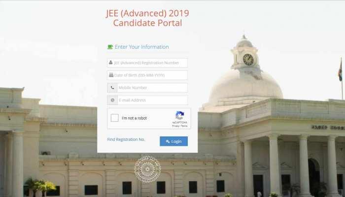 JEE Advanced Admit Card 2019: हॉल टिकट जारी, jeeadv.ac.in से करें डाउनलोड