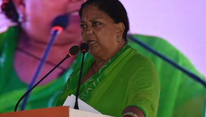 विकास के कारण भारतीयों में प्रधानमंत्री मोदी के प्रति विश्वास बढ़ा है: वसुंधरा राजे