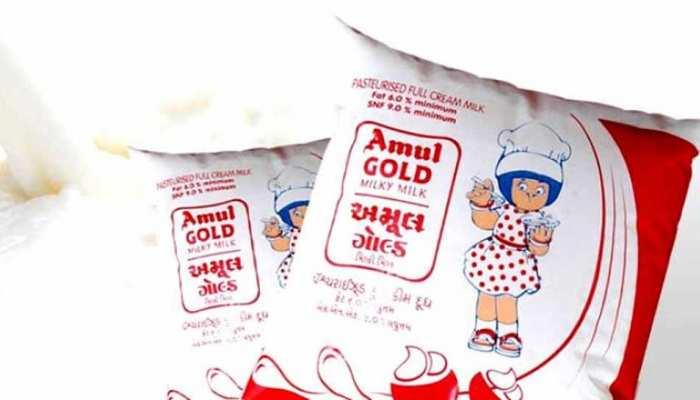 अमूल दूध ने दो रुपये बढ़ाए दाम, 21 मई से लागू होंगी बढ़ी कीमत, जानिए क्या होगा नया मूल्य