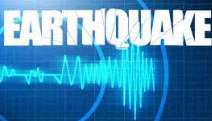 देर रात भूकंप के झटकों से हिला निकोबार द्वीप, 4.5 थी तीव्रता