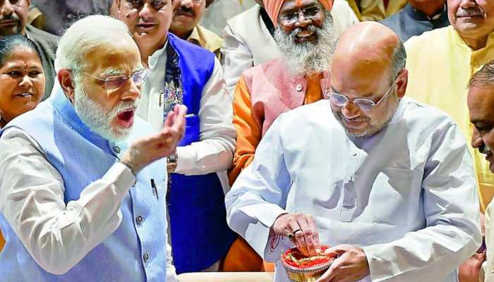 अमित शाह ने NDA नेताओं को डिनर पर बुलाया, शिरकत करेंगे PM मोदी
