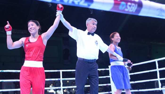 Boxing: इंडिया ओपन सेमीफाइनल में आमने-सामने मैरीकॉम और निखत जरीन