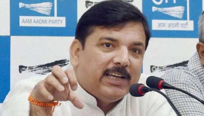 हमें उम्मीद है कि जनता ने AAP के हक में अच्छा फैसला दिया है: संजय सिंह