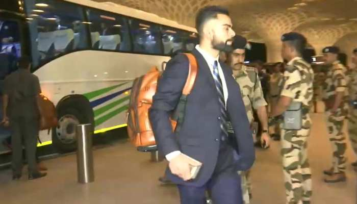 World Cup 2019: Team India leave for England to claim Third Tournament win