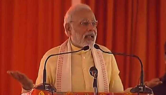 नरेंद्र मोदी को दोबारा PM बनाना चाहते हैं ये बुजुर्ग, किसी ने छोड़ा जल, तो कोई कर रहा उपवास