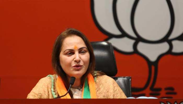 कई राजनीतिक पार्टियों के बाद अब जया प्रदा को बीजेपी का सहारा