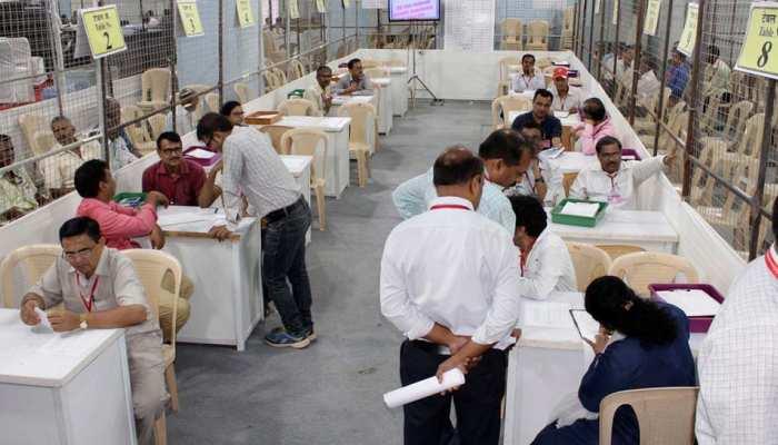 लोकसभा चुनाव परिणाम 2019 : मतगणना की तैयारी, पढ़ें लाइव अपडेट्स