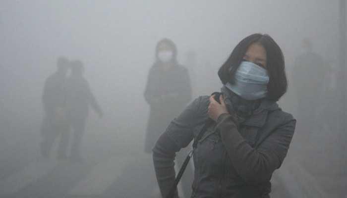 स्टडी का दावा, वायु प्रदूषण से बच्चों में हो सकती है बेचैनी, अवसाद