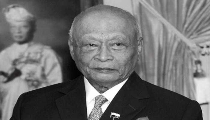मलेशिया के पूर्व बादशाह सुल्तान अहमद शाह का निधन, 88 साल की थी उम्र