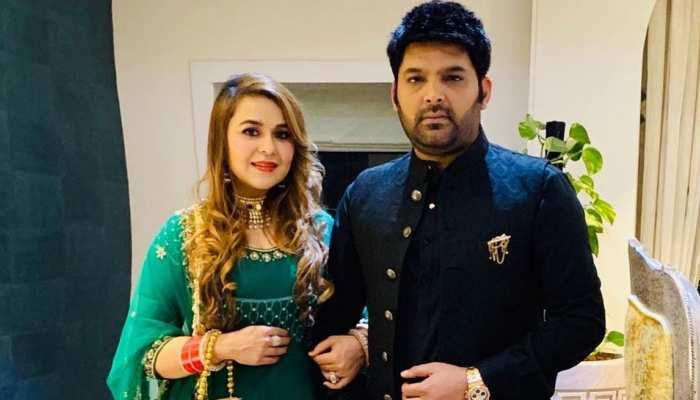कपिल शर्मा के घर आई सबसे बड़ी खुशखबरी, क्या पत्नी गिन्नी बनने वाली हैं मां?