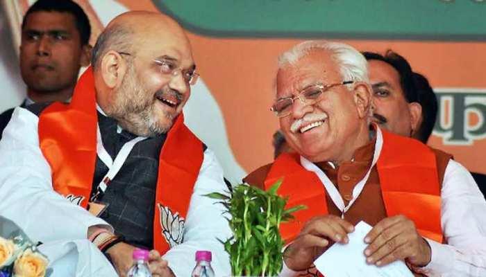Haryana Lok Sabha Election Results 2019 LIVE: हरियाणा में BJP 9 और एक सीट पर कांग्रेस आगे