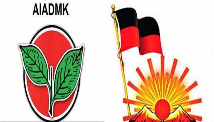 तमिलनाडु विधानसभा उपचुनाव UPDATE: पांच सीट पर AIADMK, 4 पर आगे चल रही है DMK