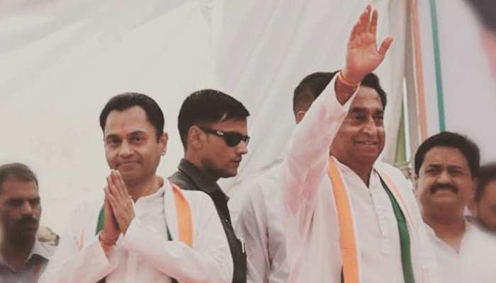 छिंदवाड़ा से कांग्रेस के लिए अच्छी खबर, पिता-पुत्र की जोड़ी कमलनाथ, नकुलनाथ आगे