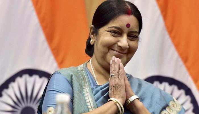 Result 2019: रुझानों में बीजेपी को बढ़त, सुषमा बोलीं-भारी जीत के लिए पीएम मोदी को बधाई