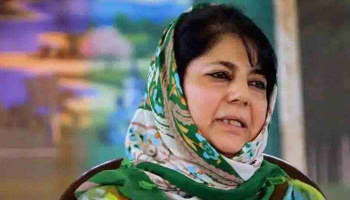 महबूबा मुफ्ती की पीएम मोदी को बधाई, कांग्रेस को सलाह - अपने लिए कोई अमित शाह तलाशें