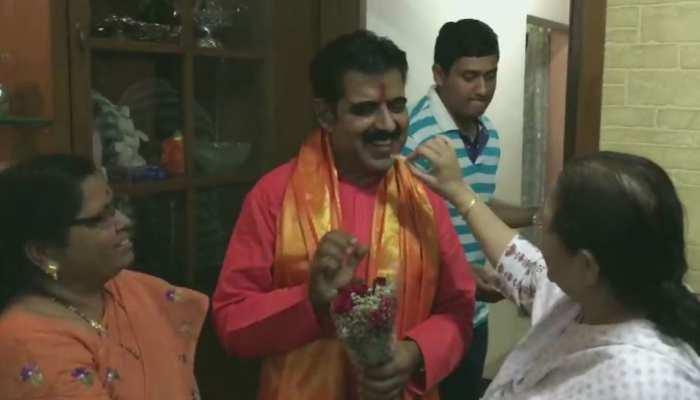 Lok Sabha Elections Result: इंदौर में लालवानी ने तोड़ा 'ताई' का रिकॉर्ड, 5 लाख मतों के अंतर से आगे