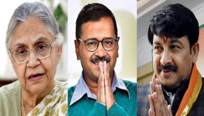 दिल्ली में BJP के उम्मीदवारों को मिले कांग्रेस, आप प्रत्याशियों के कुल वोटों से ज्यादा मत