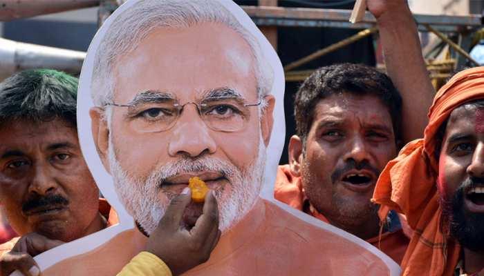 झारखंड भी हुआ भगवामय, 14 में से 12 सीटों पर BJP-AJSU गठबंधन को मिली जीत