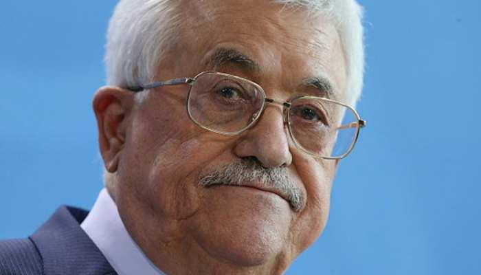 फलस्तीनी राष्ट्रपति महमूद अब्बास ने प्रधानमंत्री मोदी को दी बधाई
