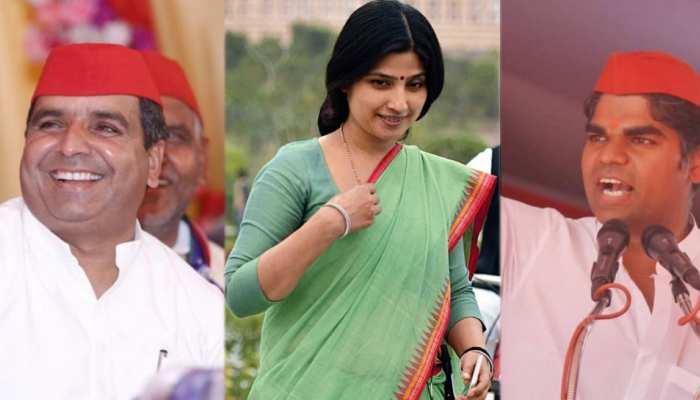 लोकसभा चुनाव 2019: मोदी लहर ने ढहाए ये किले, 80 में से सिर्फ 2 यादव परिवार के पास