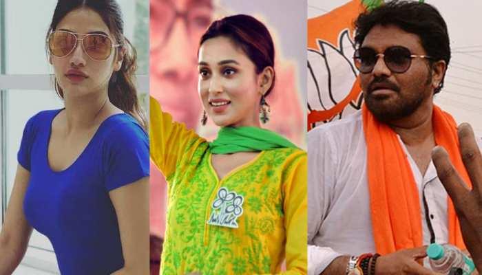 पश्चिम बंगाल में कई सीटों पर मिली सफलता से TMC-बीजेपी का सेलेब्रिटी पर विश्वास बढ़ा