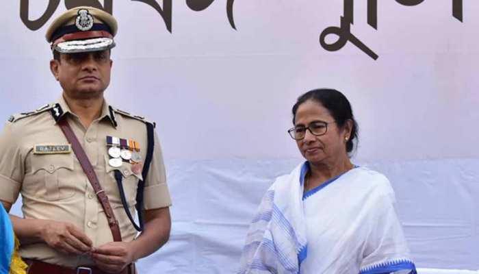 ममता बनर्जी के करीबी IPS राजीव कुमार के खिलाफ लुकआउट नोटिस जारी, नहीं भाग पाएंगे विदेश