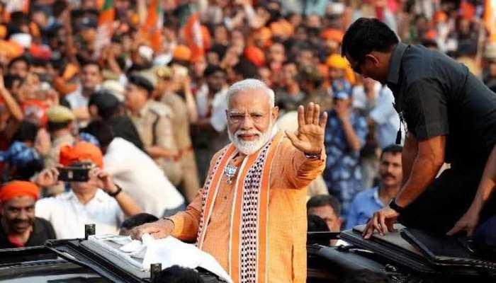 प्रचंड जीत के बाद कल पहली बार वाराणसी जाएंगे PM मोदी, भव्य स्वागत करेगी काशी